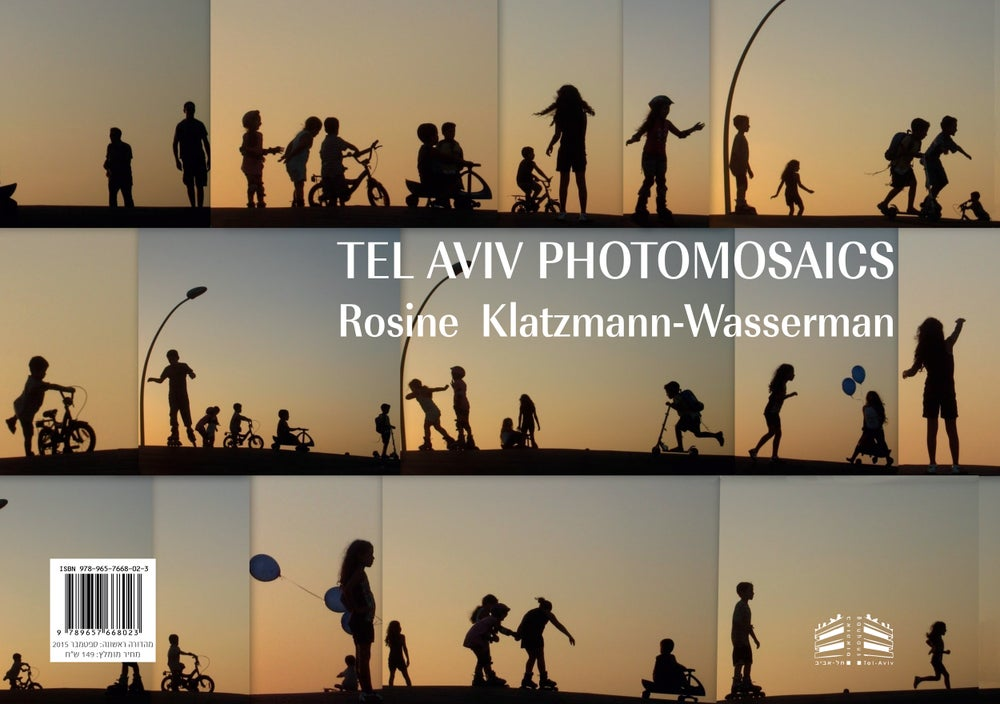 Image of Tel Aviv Photomosaics, by Rosine Klatzmann-Wasserman — Album