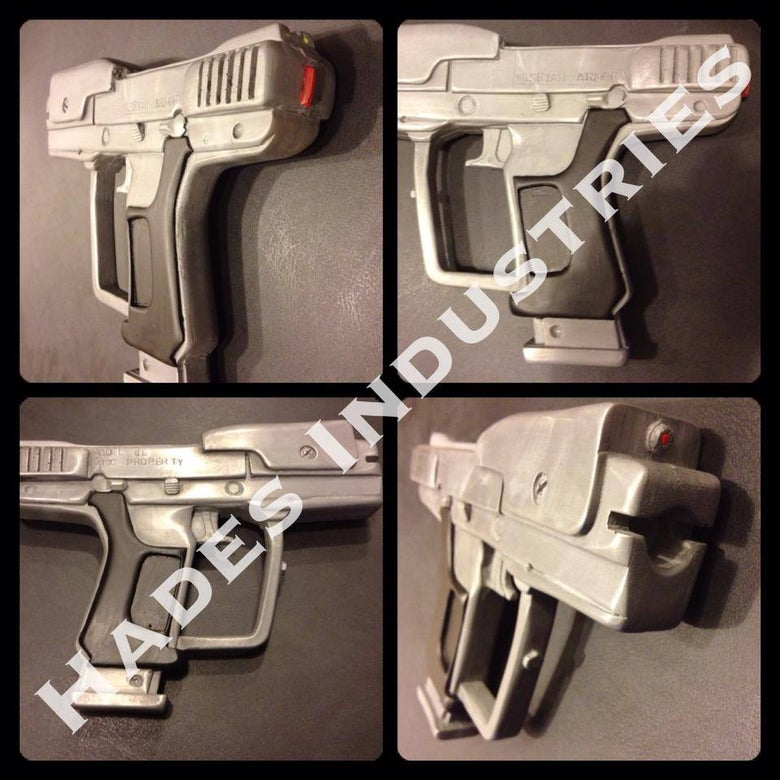 Image of Misriah Armory Model 6G Pistol- Halo