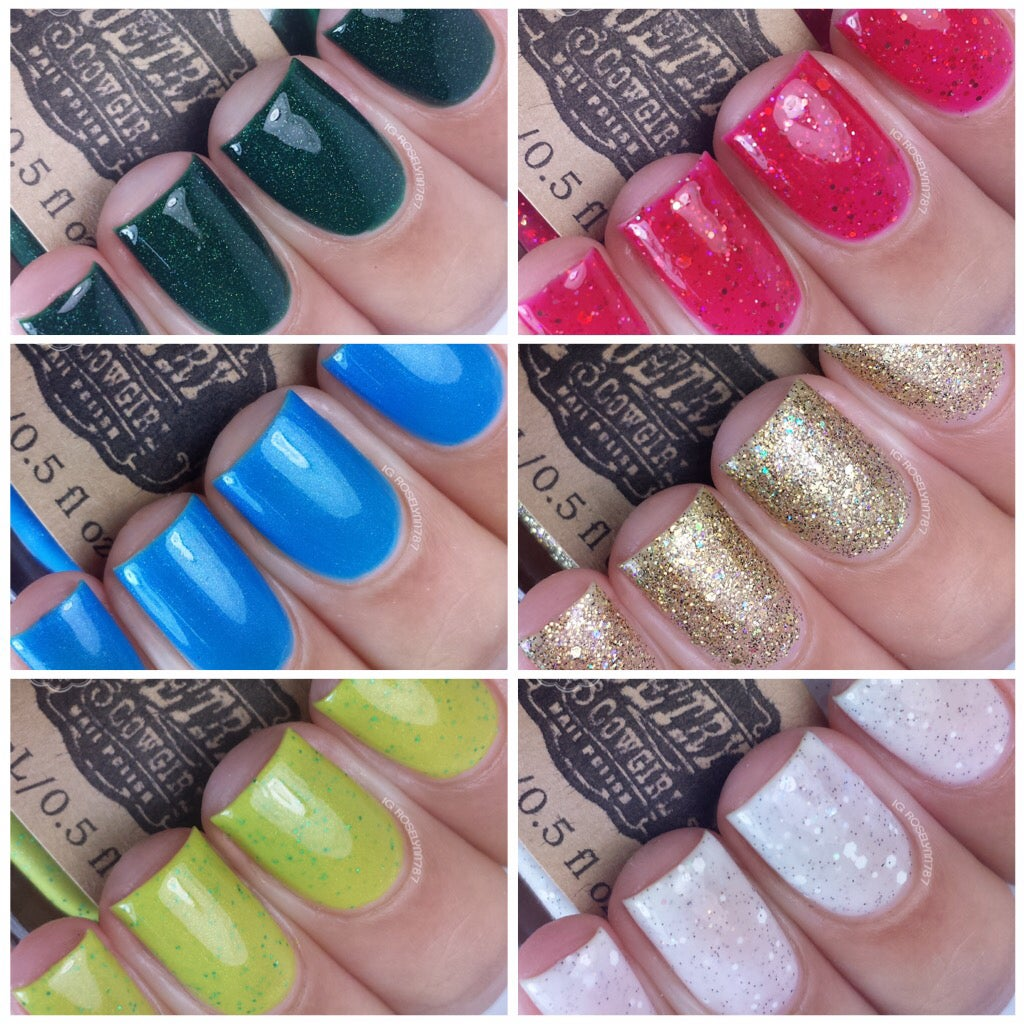 Holiday Glitz & Shine Collection