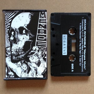"Image of Grand Invincible ""Menace Mode"" Cassette"