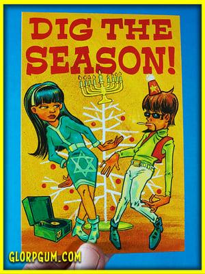 Dig The Season Holiday Cards!