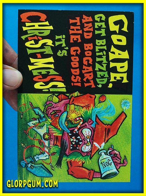 Go Ape Holiday Cards!
