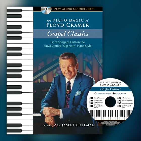 Image of Gospel Classics Songbook and Play-Along CD