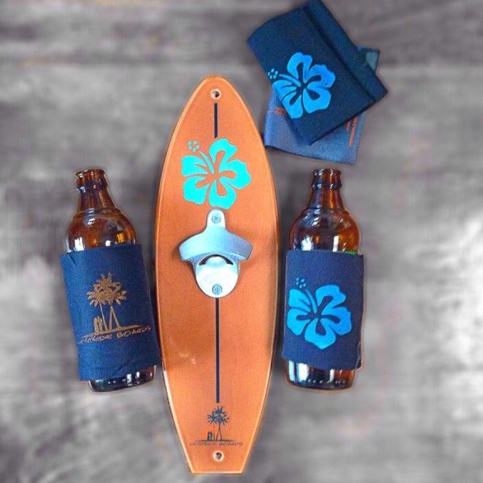 Image of Surfboard Bottle Opener