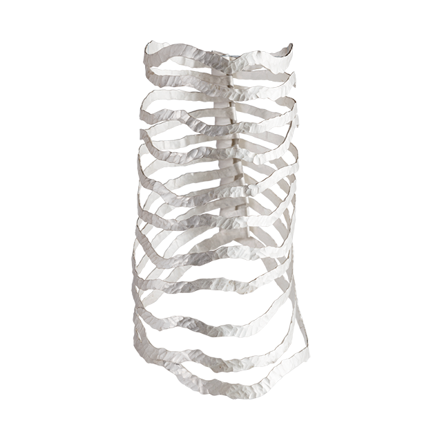 Image of Nouvelles vagues, Bracelet in Fairmined premium silver