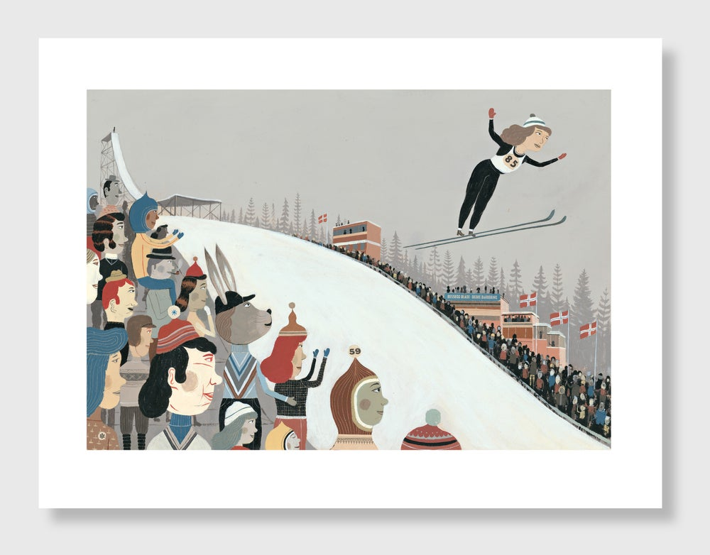 Image of Ski Jump