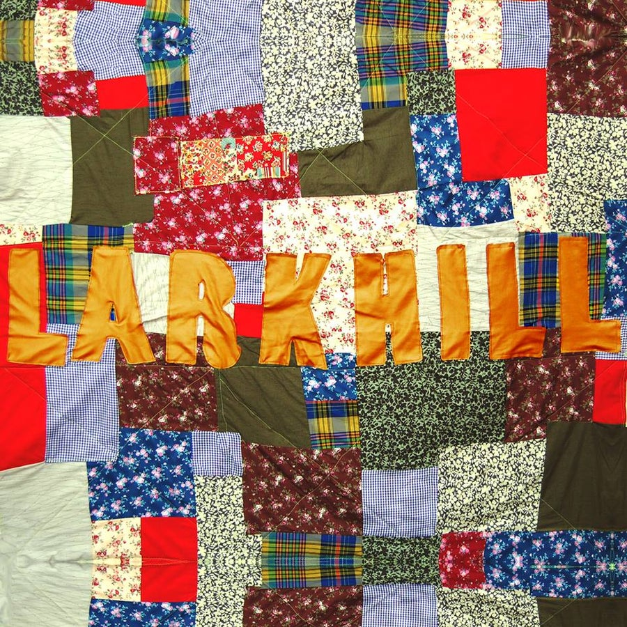 Image of LCR013 - 'LARKHILL' by Larkhill - Pink Cassette