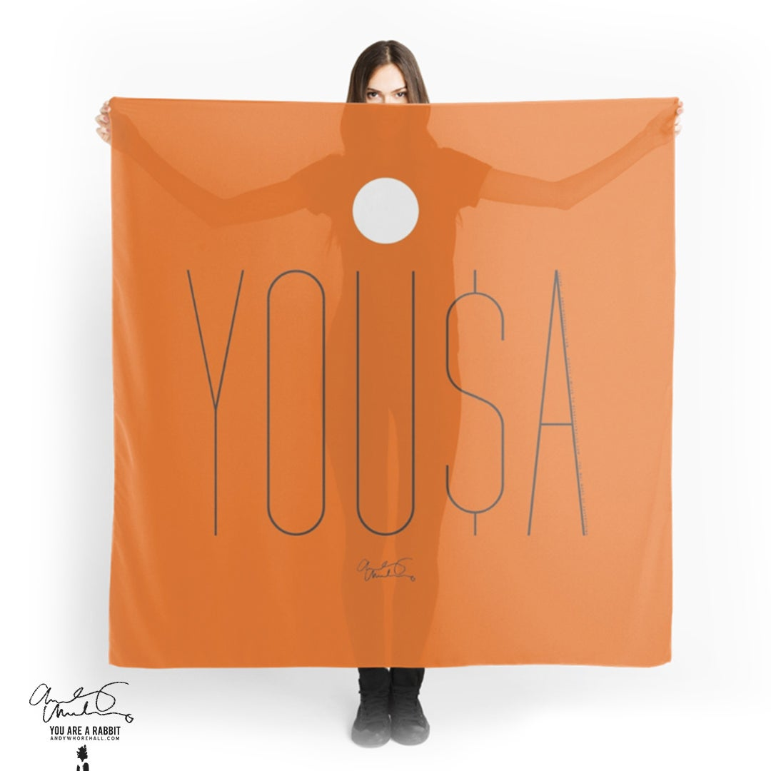 Image of YOU$A –Scarf