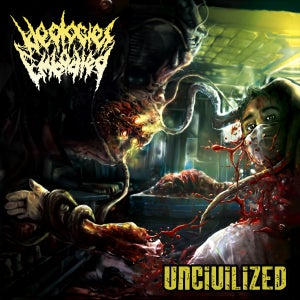 Image of Other Putrescence Records Releases Cerebral Abscess / Ideologies Embodied