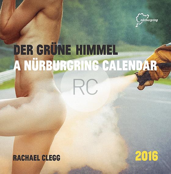 Image of Rachael Clegg's Nürburgring 2016 Calendar