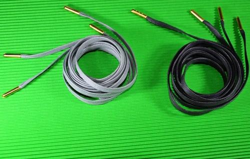 Image of Gewachste Schürsenkel/Waxed Shoelaces