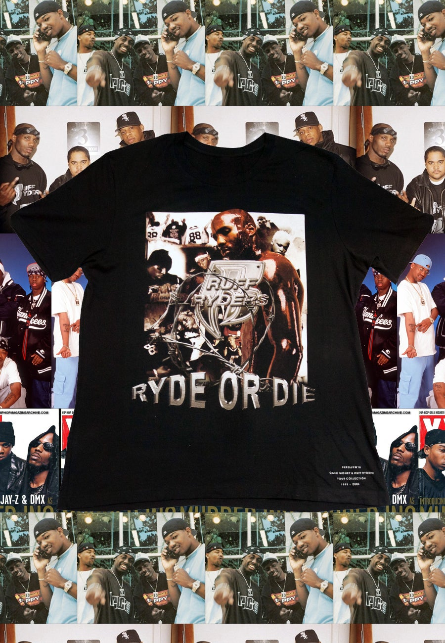 Image of 'Ryde Or Die' T-Shirt
