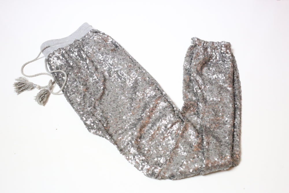 Image of AMUSE society sequin pants