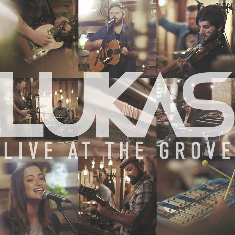 Image of LUKAS - Live at The Grove EP + Film
