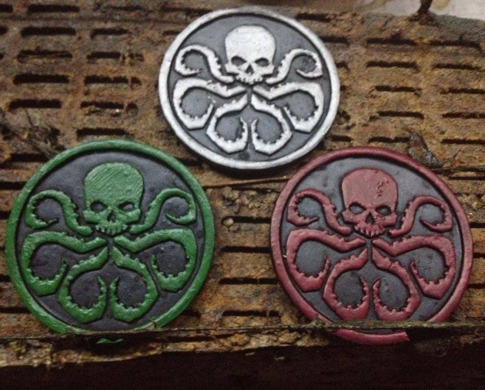 Image of Hydra Crest - Marvel's Avengers
