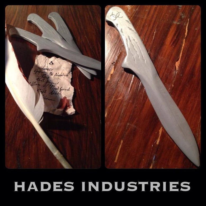 Image of Throwing Knives - Assassin's Creed