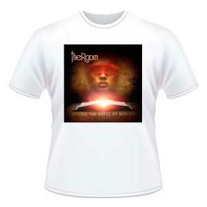 Image of T-shirt - 'Beyond The Gates Of Bedlam'