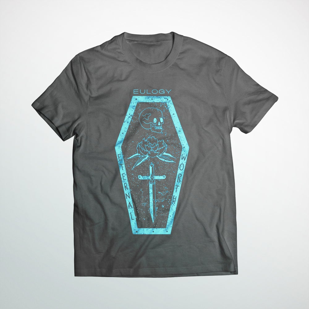 Image of 'ETERNAL WORTH' SHIRT
