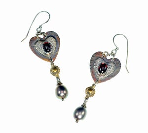 """Image of """"Trust"""" Earrings"""