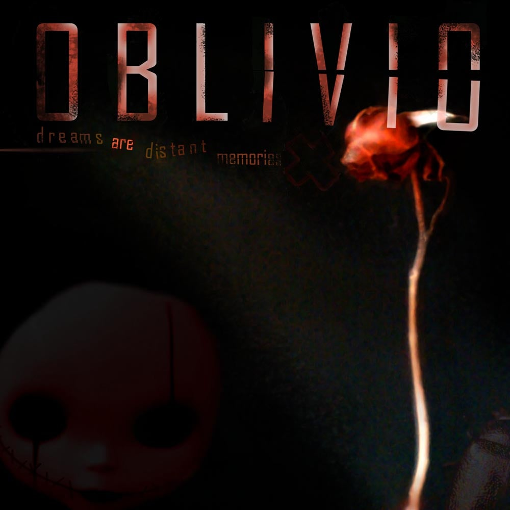 "Image of OBLIVIO ""Dreams Are Distant Memories"" CD"