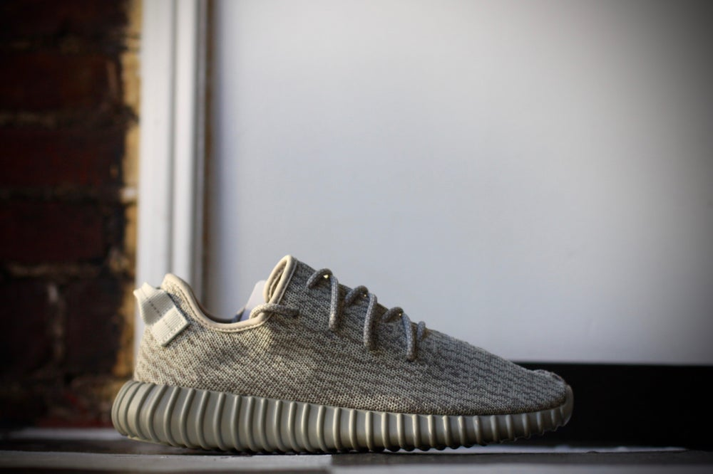 Image of ADIDAS YEEZY BOOST 350 MOONROCK