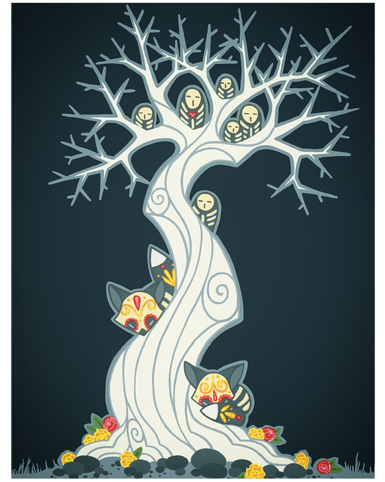 Image of 'Tree of Life' - Print