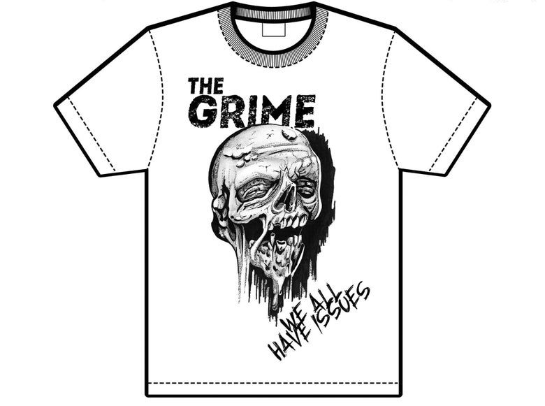 Image of The Grime T-shirt