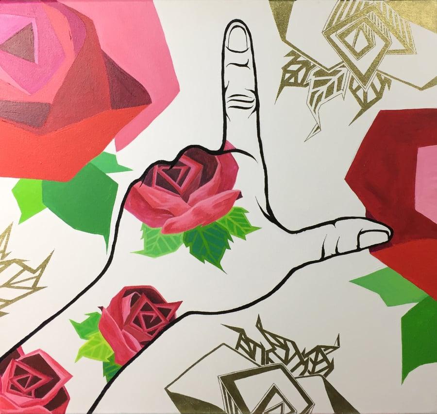 "Image of ""The Love Movement"" Print Set"