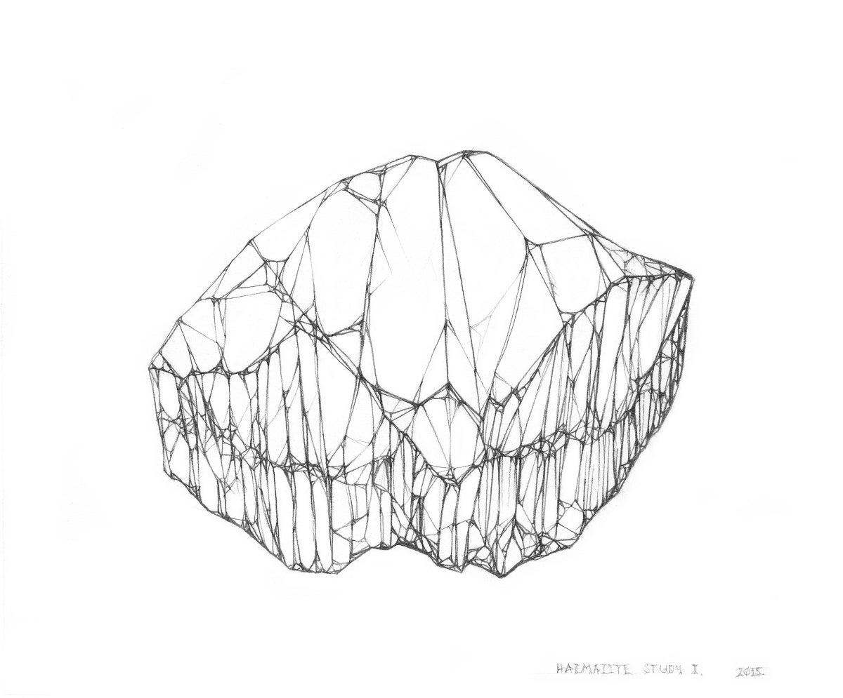 Image of Haematite Study I