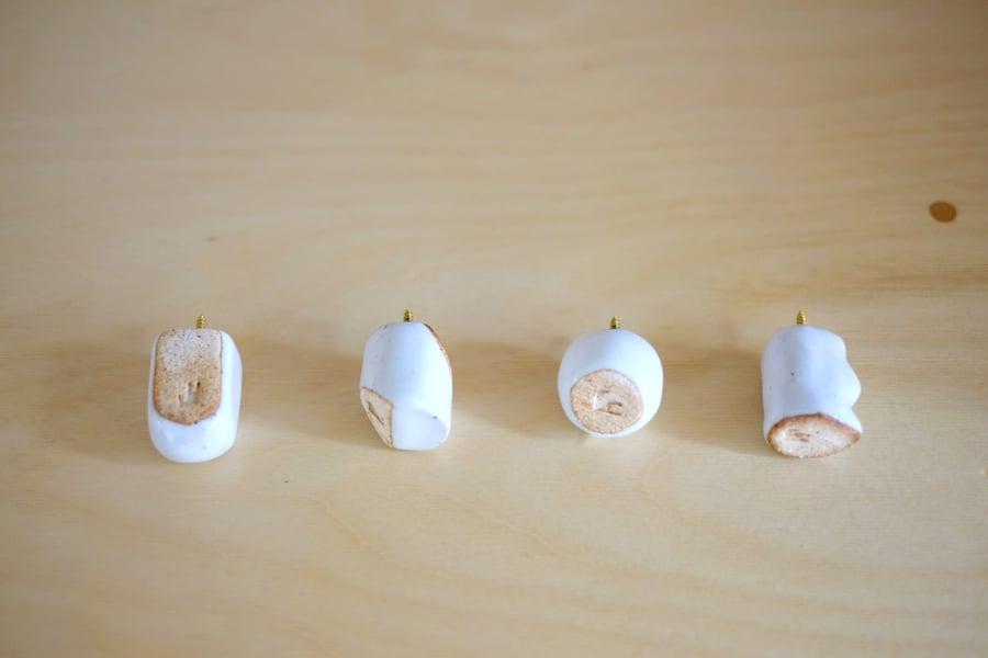 Image of b4 ceramic knob