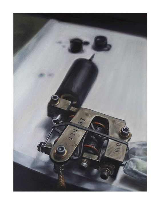 Image of Tattoo Machine