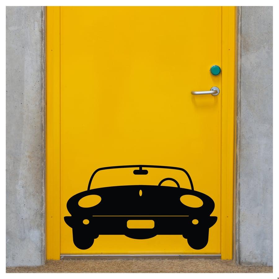Image of Vinilo Mi coche