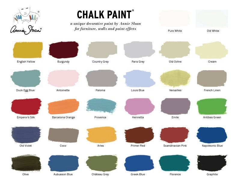 Image of Chalk Paint™ a decorative paint by Annie Sloan