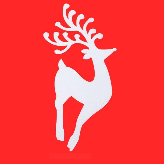 Image of Reindeer Stencil