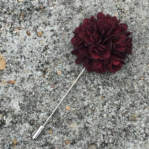 Image of Rose Blossom Lapel Pin