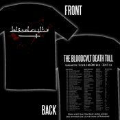"Image of Bloodcvlts ""Death Toll"" T-shirt"