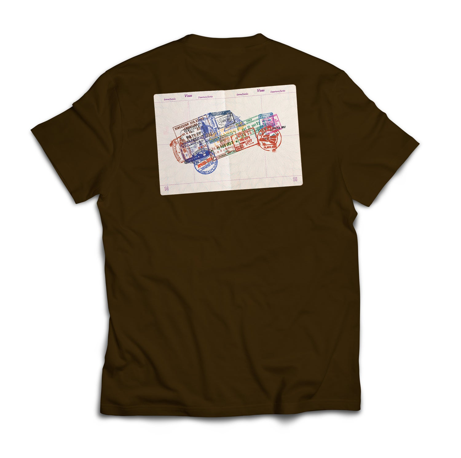Image of Passport Shirt