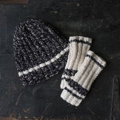 Image of Stadium Hat & Mitts knit kit