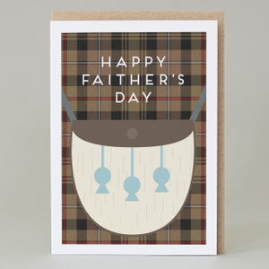 Image of Happy Faither's Day Card (SC022)