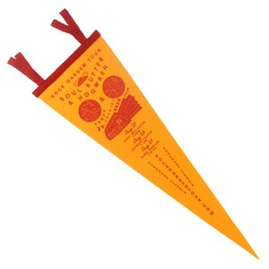 Image of Soul Butter & Hog Wash Pennant