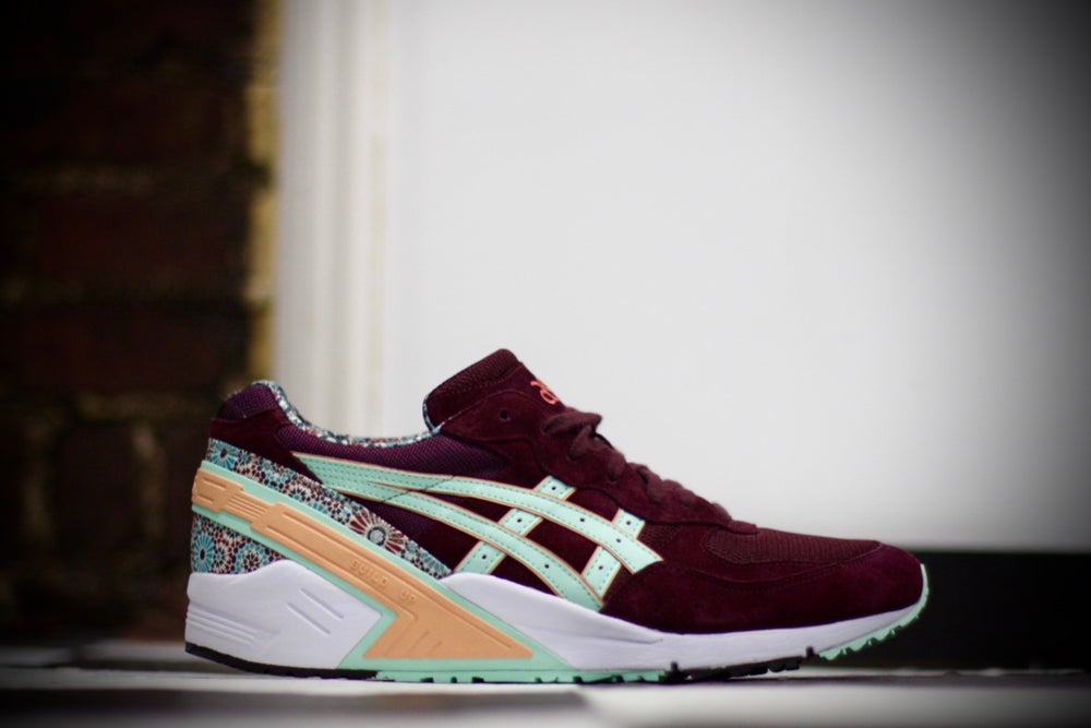 "Image of ASICS GEL SIGHT X OVERKILL ""DESERT ROSE"""
