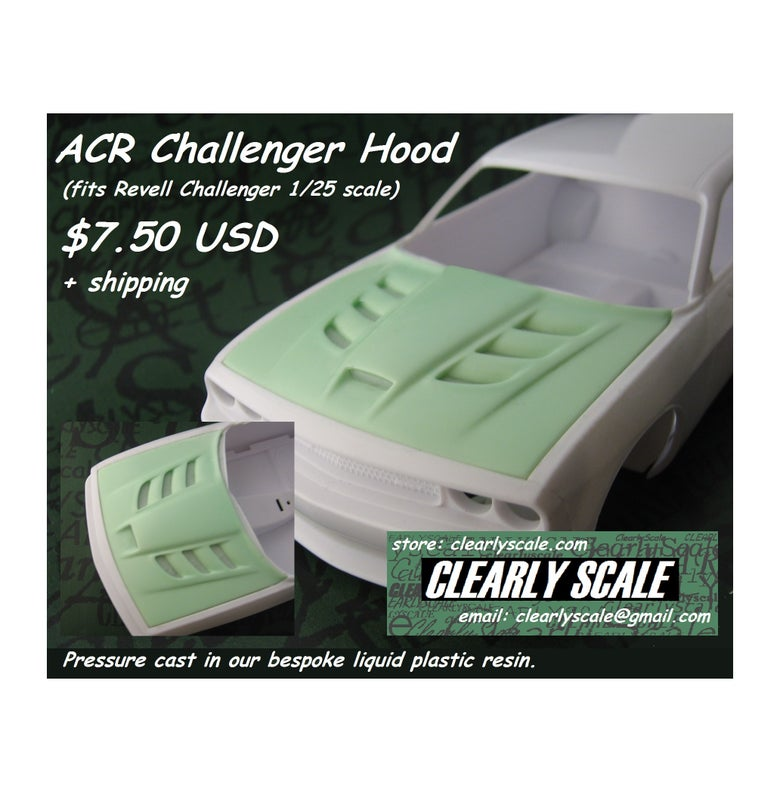 Image of Challenger ACR Hood