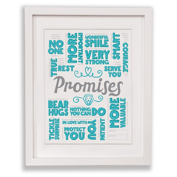 Promises Print (Son)