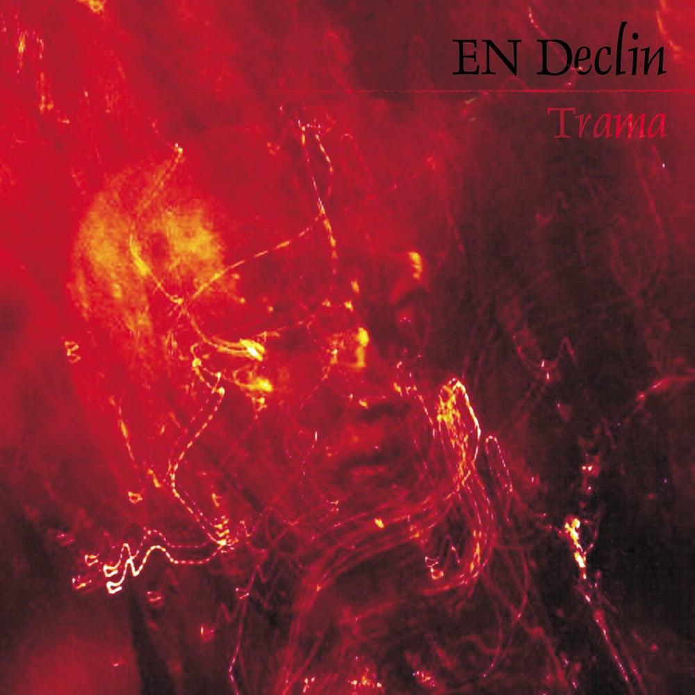 "Image of EN DECLIN ""Trama"" CD"