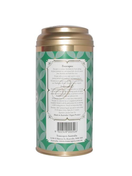 Image of Jasmine Green Tea, Opulent Pyramid Tea Bags