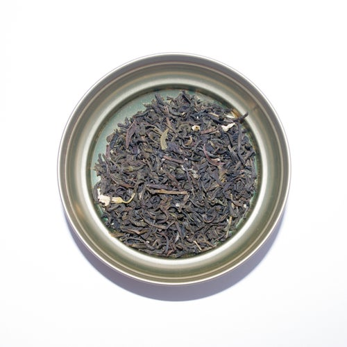 Image of Jasmine Green Tea, Opulent Pyramid Tea Bags