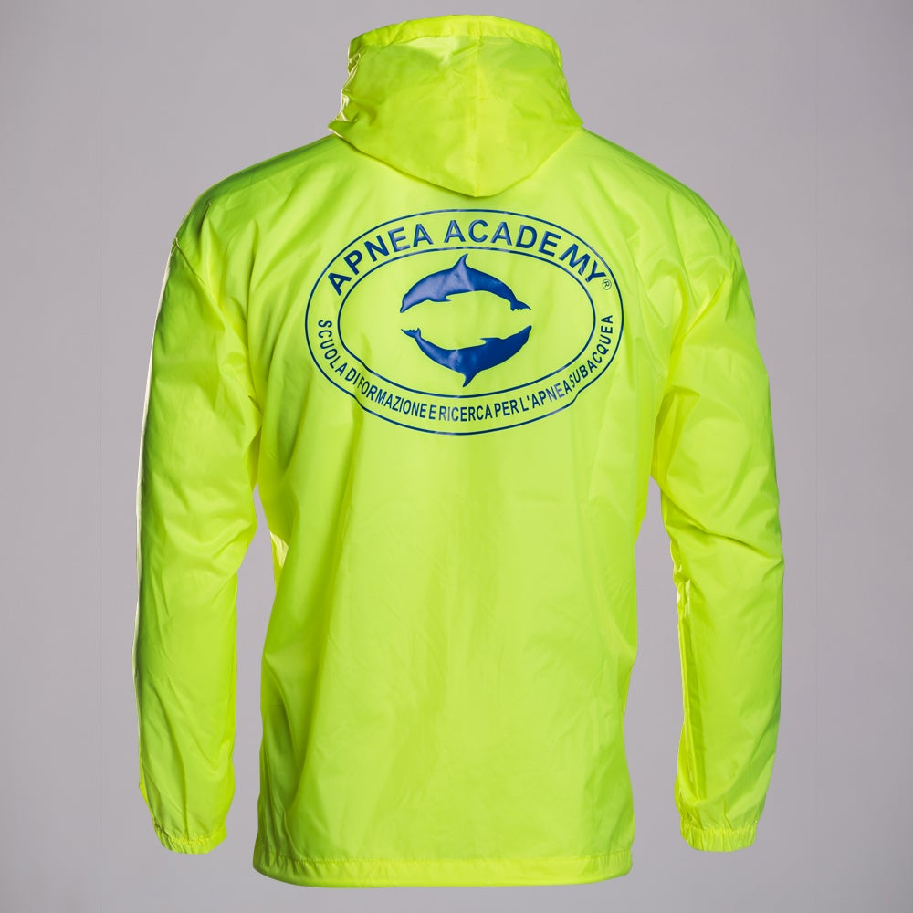 Image of Windbreaker Lady