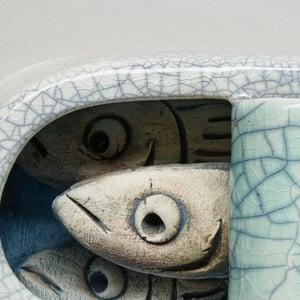 Tin of sardines (three)