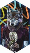 Vilkas (Grey Wolf)