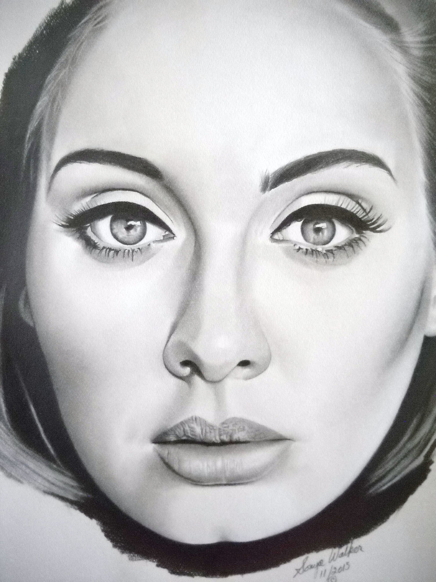 Image of Adele (Original)